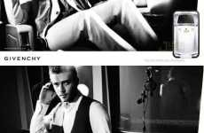 Eau de Pop Stars - Justin Timberlake in Play by Givenchy Fragrance Ads