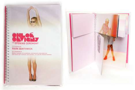 Celebrity Flip Books