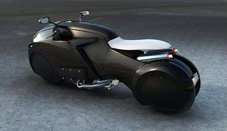 Futuristic Motorcycles