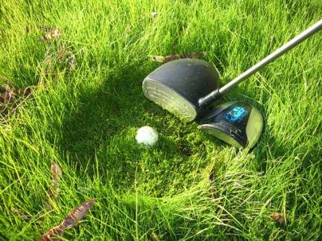 Weed Whacker Golf Clubs