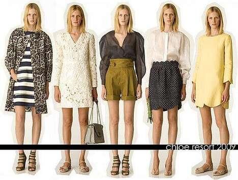 70s & 80s Cliches As Fashion