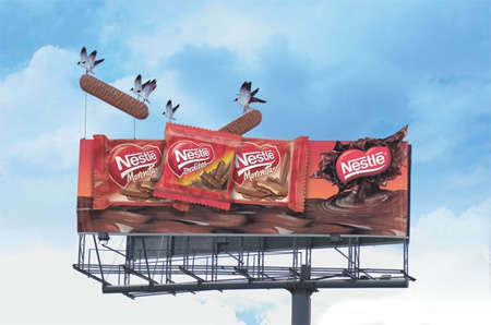 Awesome Outdoor Ads