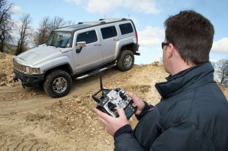 Full Size Remote Control Cars