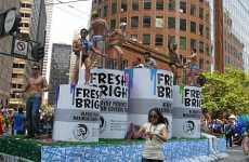Gay Pride SF PR Stunts