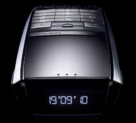 Luxury Communication Devices - The Tag Heuer Meridiist
