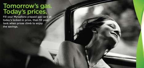 Pre-Purchasing Gas for the Future