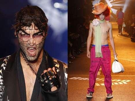 Drag Queen Fashion Shows