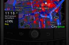 Realtime Nightlife Hotspots - CitySense