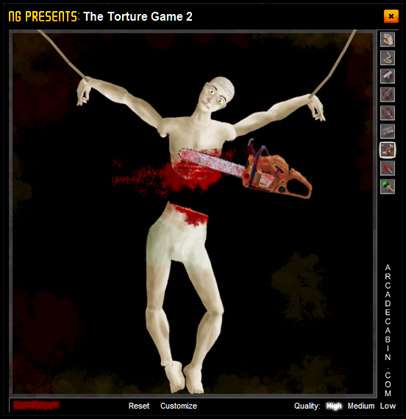 Torture Games