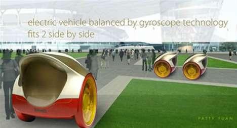 Sidewalk Pod Vehicles