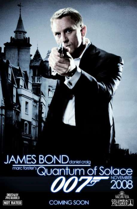 80s Pop for James Bond?