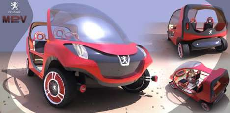 Eco Cars Without Doors