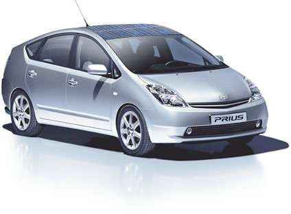 Solar Power For Mainstream Cars