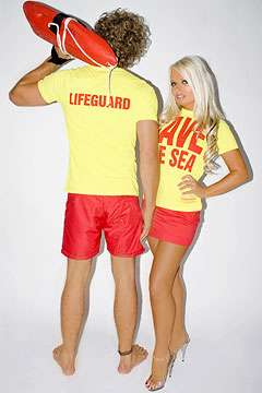 Lifeguard Fashion for Awareness