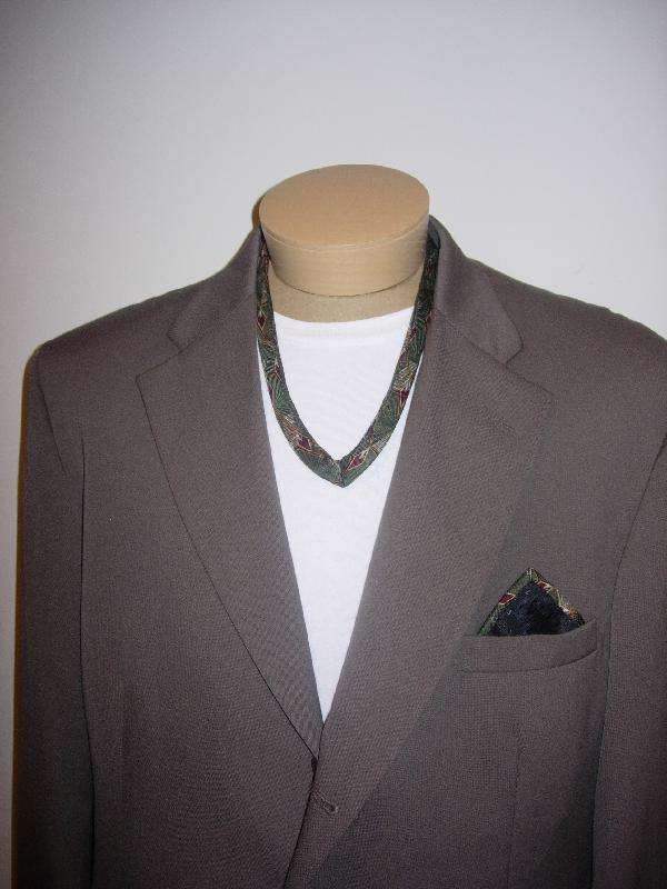 Silk Man Necklaces