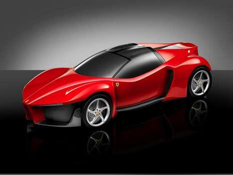Design Your Own Ferrari (Update)