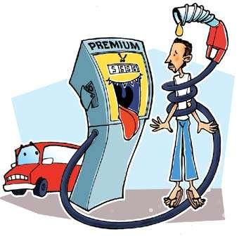 Gas Rebates Keep Consumers Spending