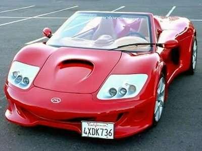 Electric Sportscars