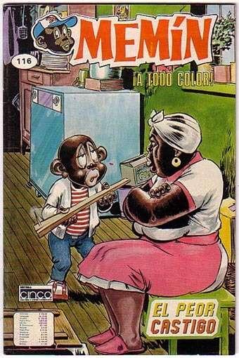 Racist Comic Books