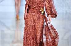Gypsy Dresses - Gucci Resort 2009 Collection