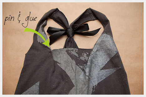 DIY Bow Tie Tanks - Decorate Your Old Tank Tops and Show Off Your Back with a Statement Piece