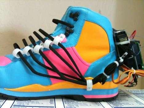 24 High-Tech Shoe Designs