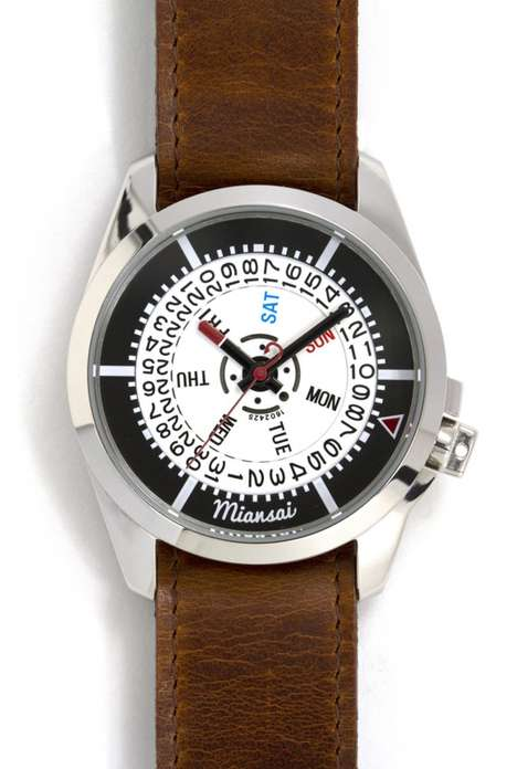 Calendar-Infused Timepieces