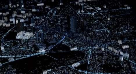 Illuminated Metropolis Models