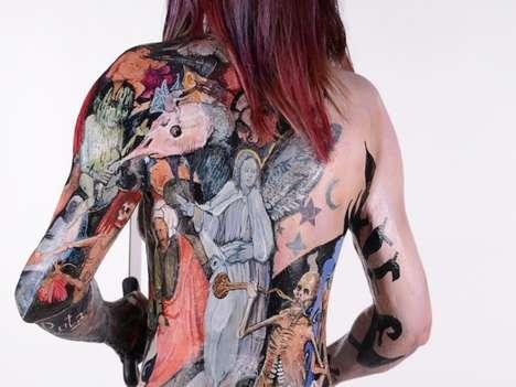 Social Implication Tattoos