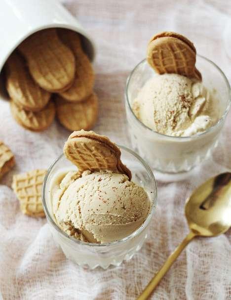 Spicy Peanut Butter Desserts