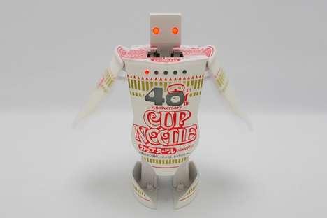 Robotic Soup Timers