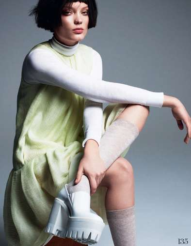 Preppy 60s-Inspired Fashion