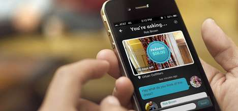 Money-Requesting Shopping Apps - The 'Ok'd' App Lets You Ask Family or Friends to Pay for an Item