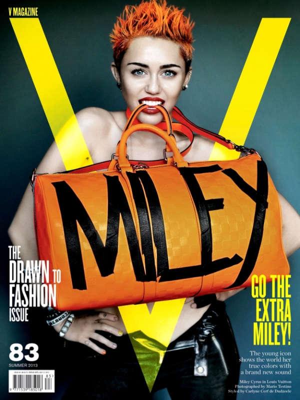 81 Striking Celebrity Fashion Spreads
