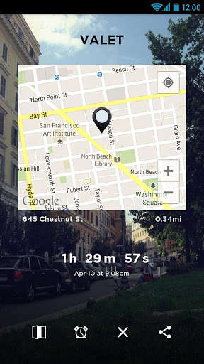Seamless Parking Apps