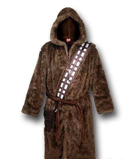 Furry Sci-Fi Robes
