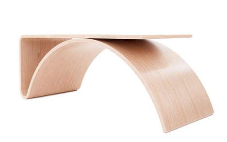 Arcing Minimalist Furniture