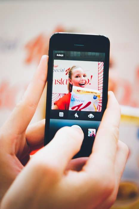 Social Media-Based Shops - The Kellogg's Social Media Shop Exchanges Cereal for Instagram Photos