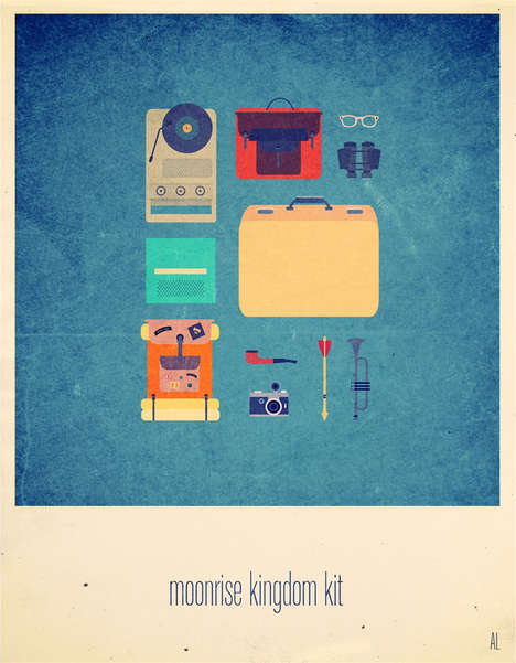 Minimal Movie Kit Designs