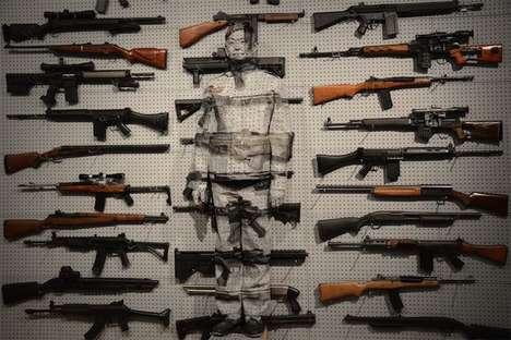 Violent Camouflage Exibitions