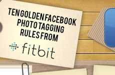 Photo-Sharing Etiquette Charts - Find Out the Top 10 Rules You Need to Know About Facebook Tags