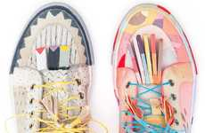 Creatively Crafted Charity Shoes