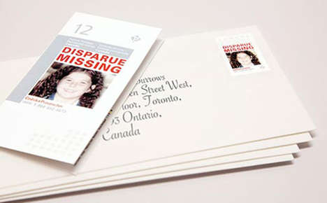 Child-Finding Postage Designs