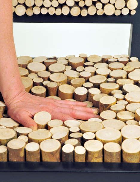 Yielding Lumber Seating