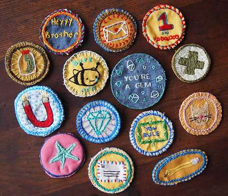 DIY Merit Badges