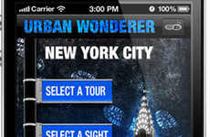Tour-Guiding Mobile Apps - Replace a Tour Guide or Handbook with the Urbanwonderer Tour-Guiding App