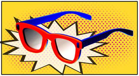 Stylishly Protective Eyewear