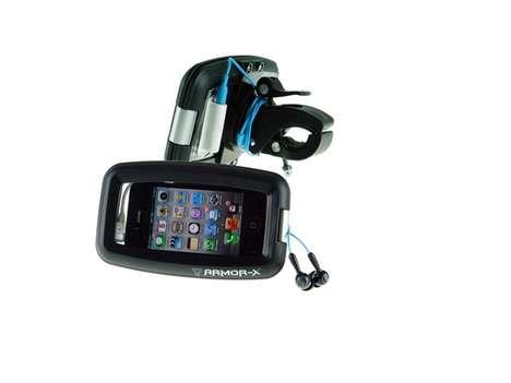 Smartphone GPS Bike Mounts
