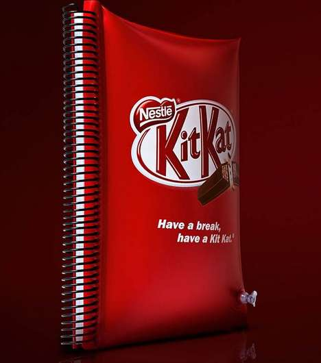Nap-Inducing Notebooks