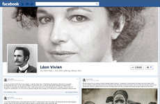 Soldier Social Media Stories - DDB Paris Introduces the Timeline of Battle in Facebook 1914
